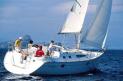 Monohull Sun Odyssey 34
